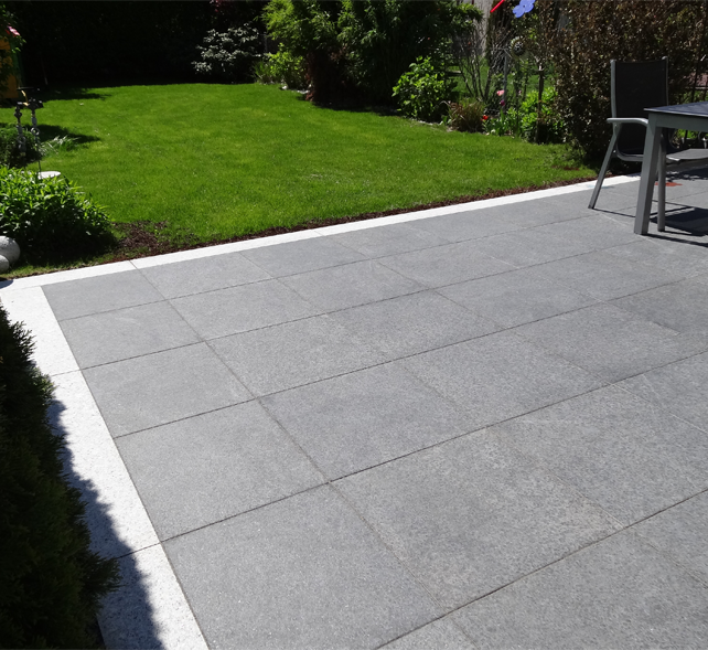 Granit Terrasse Fassade Marmor Fassadenplatten Erding Munchen